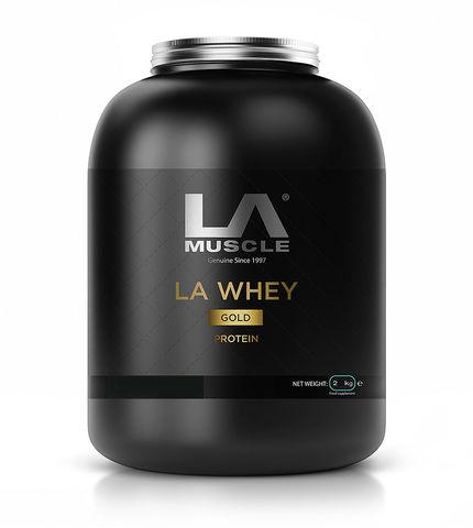 la whey gold 2 kg